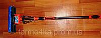 Швабра с двойным отжимом LUX оранжевая, фото 1
