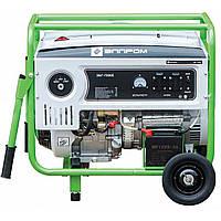 Бензиновый генератор ЭЛПРОМ ЭБГ-12500Е (10 кВт)