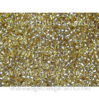 Бисер золотистый(450 грамм) 24_8_30