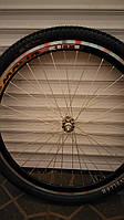 """Велосипедное колесо 26"""" в сборе переднее"""
