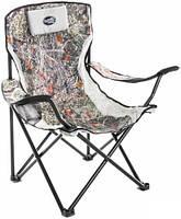 Легкий складной стул для рыбалки, кемпинга S2016, размер 60х97х96 см, нагрузка 100 кг, полиэстер