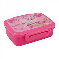 Ланчбокс коробка для завтраков Hello Kitty Kite 160
