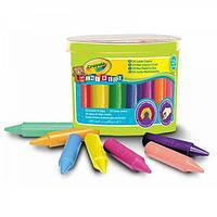 Мел восковый для самых маленьких 24 цвета ТМ Crayola