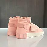 Кроссовки Adidas Tubular Invader Pink. Живое фото. Топ качество! (Реплика ААА+), фото 4