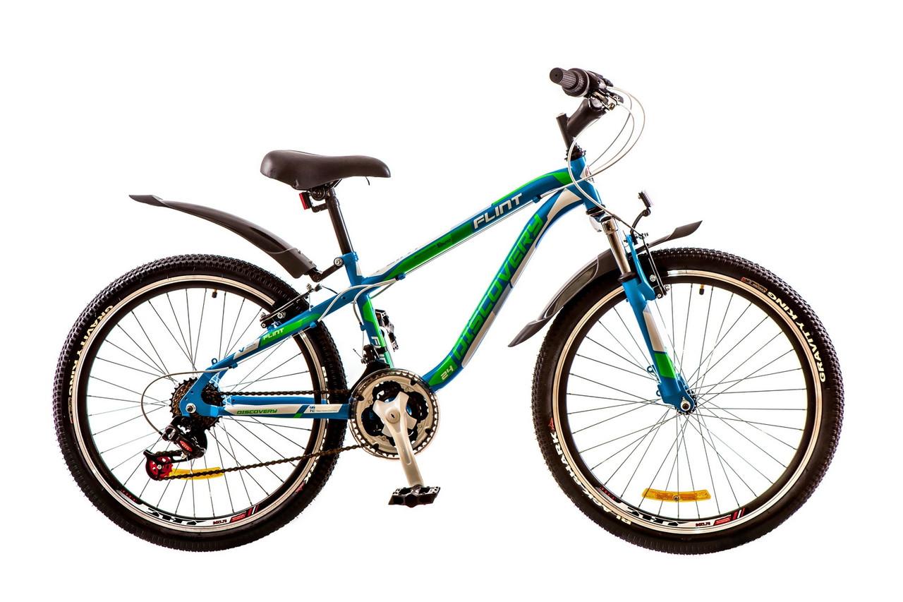 "Велосипед Discovery FLINT AM 24"" (2016/2017)"
