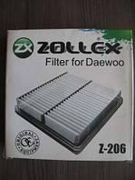 Фильтр воздушный Lanos Zollex Z-206