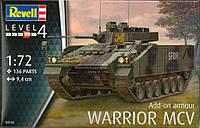 Боевая машина пехоты  Warrior MCV, 1:72, Revell