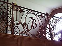 """Кованый балкон """"Классик"""""""