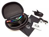 Очки для вело езды Oakley UV400 вело очки  мото поляризационные Polaroid