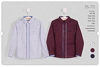 Рубашка для мальчиков 128 см РБ70 (128) Бэмби Украина