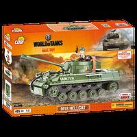 Конструктор  САУ М18 Хеллкет, серия World Of Tanks, COBI, фото 1