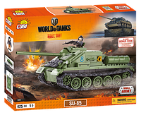 Конструктор  СУ-85, серия World Of Tanks, COBI