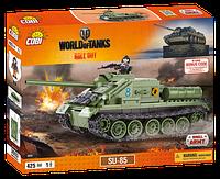 Конструктор  СУ-85, серия World Of Tanks, COBI, фото 1