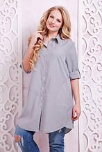 Платье-туника для полных женщин - с чем и как носить.