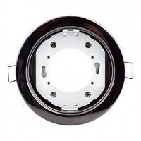 Светильник LED Bellson Gх53 чорний хром (без лампы)