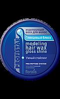 Моделирующий воск для волос. Глянцевый блеск Profistar