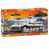 Конструктор Тигр I, серия World Of Tanks, COBI