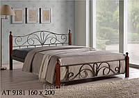 Кровать Onder Mebli АТ-9181 140х200 Малайзия