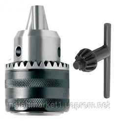 Патрон для дрели с ключом Werk (1/2,1.5-13 мм)