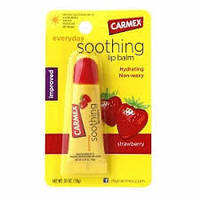 Бальзам для губ Carmex Strawberry Tube (клубника) 10 г