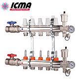 Сборные коллекторные узлы ICMA (Италия)