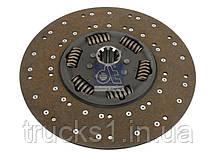 Диск зчеплення DAF CF75/CF85/XF105 5.50050  (Diesel Technic)