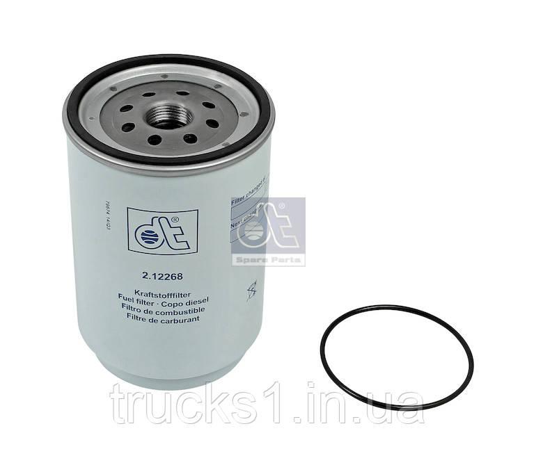 Фільтр паливний сепаратор Volvo 2.12268 (Diesel Technic)