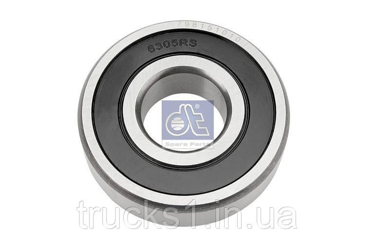Підшипник маховика Renault 6.21250 (Diesel Technic)