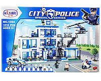 Конструктор полицейский участок 1204 сити