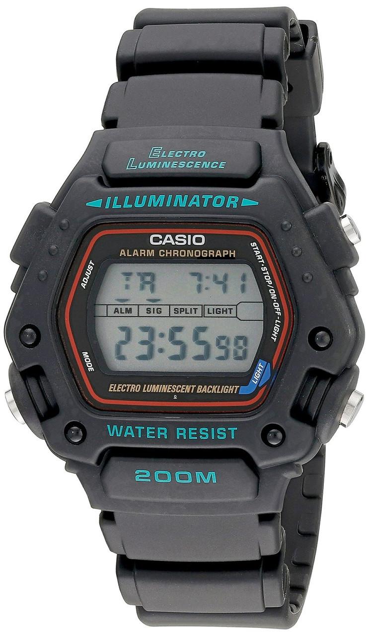 Часы Casio DW-290-1V