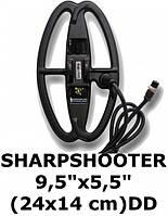 "Катушка Nel Sharpshooter 9,5х5,5"" (Есть рассрочка) Minelab X-Terra All. 2 частоты ( 3 кГц, 7.5 кГц )"