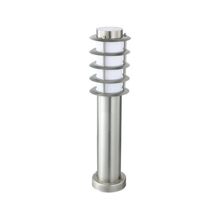 Светильник садово-парковый HOROZ ELECTRIC LADIN-3 E27 IP44 500мм нерж. (без ламп)