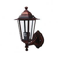 LED Светильник садово-парковый HOROZ ELECTRIC ERGUVAN-1 HL270 E27 60W белый,черный