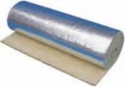 Рулонный утеплитель Knauf Insulation LMF AluR 5 м. кв. (50*5000*1000мм) (фольгированный)