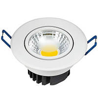 Светильник декоративный точечный HOROZ ELECTRIC LILYA-3 HL698LE 3W 2700K/6400K