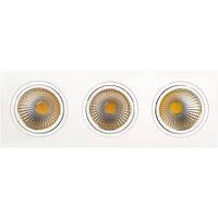 LED Светильник точечный HOROZ ELECTRIC VERONICA-30 HL6713L 3*10W 2700К