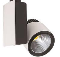 LED Светильник трековый HOROZ ELECTRIC MADRID-40 HL829L 40W 4200K (белый, черный)