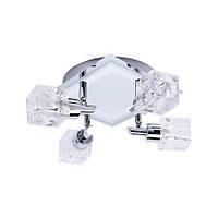 Светильник потолочный декоративный HOROZ ELECTRIC EFES-4 HL714 4*40W G9
