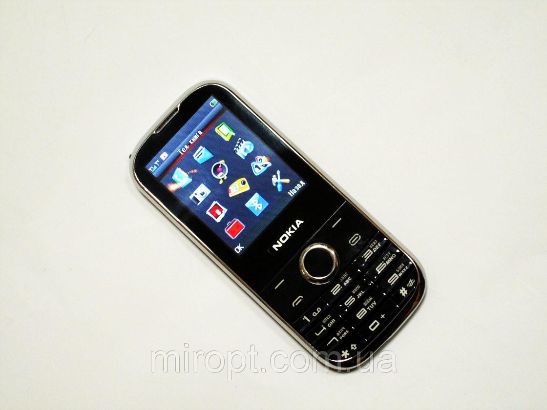 "Телефон Nokia F007 - 2Sim+2,4""+BT+Camera+FM+Чехол"