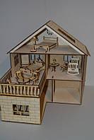 Домик из дерева., фото 1