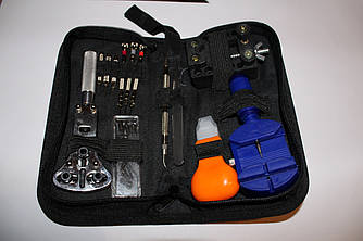 Набор инструмента для ремонта часов и замены часовых ремней и браслетов
