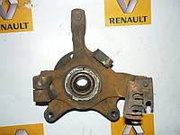 Поворотный кулак передний правый (ступица) R16 24mm Renault Master / Movano 06> (OE RENAULT)