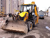 Услуги экскаватора погрузчика JCB 3 CX, фото 1