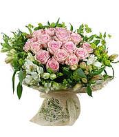 Букет цветов «юнность»