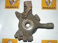 Поворотный кулак передний левый (ступица) R16 24mm Renault Master / Movano 06> (OE RENAULT)