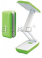 LED Светильник настольный BUKO WT033 2W 170Lm (зеленая, розовая, синяя фиолетовая, черный) С АКБ 4V 800MA 4 ЧАСА