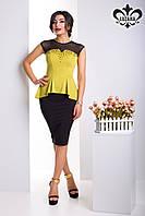 Офисный женский костюм Берта Luzana 42-46 размеры