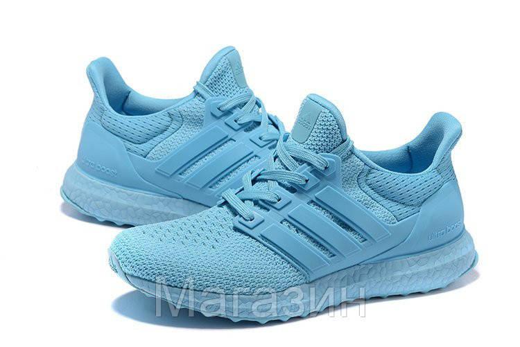Adidas Ultra Boost All Light Blue