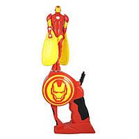 Летающая фигурка Железный человек (Flying Heroes Iron Man), I-Star