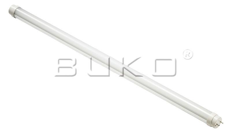 LED Лампа BUKO WT253 T8 20W 120CM 6400K 1600Lm стекло (поворотный цоколь) - LLP.DP.UA - Лед Лайтс Премиум в Днепре